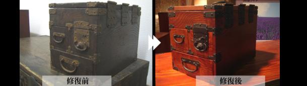 硯箱(すずりばこ)